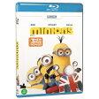 映画/ ミニオンズ (Blu-ray) 韓国盤 Minions ブルーレイ