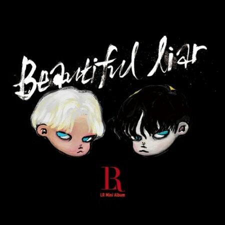 韓国(K-POP)・アジア, 韓国(K-POP) LR(VIXX) Beautiful Liar -1st Mini Album (CD)