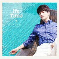 CD, 韓国(K-POP)・アジア (from ) Its Time Type-A (CDDVD)
