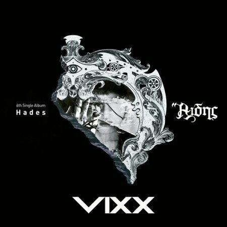 韓国(K-POP)・アジア, 韓国(K-POP) VIXX HADES -6th Single Album (CD)
