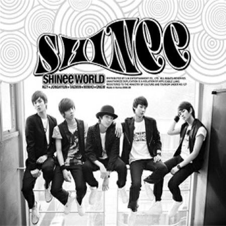 CD, 韓国(K-POP)・アジア SHINee The SHINee World -1 B (CD)