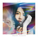 JY/ Many Faces〜多面性〜 <通常盤> (CD) 日本盤 Kang Ji Young カン・ジヨン 知英 ジェイワイ