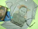 ロシア文学★文豪★ドストエフスキーTシャツ【サイズ:S 、M 、L 、XL 】【