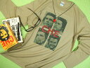 チェ・ゲバラ長袖Tシャツ【サイズ:S、XM (大きめM)、L 、XL 】【5000円以上で】送料無料 Tシャツ メンズ 長袖 ロンT プリント ゲバラTシャツ チェゲバラ 長袖Tシャツ Che Guevara Tshirt 父の日 プレゼント包装無料