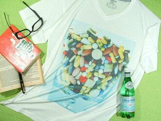 大的阻力,大麻 V 脖子 T T 襯衫男式襯衫的短的袖子 v 領 T 恤大麻 T 襯衫大麻 T 襯衫拖可卡因藥物片劑吸毒成癮 T 襯衫包裝免費