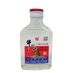 【常温便】【白酒】牛欄山二鍋頭白酒100ml【6906151601353】