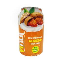 【常温便】アーモンドミルクドリンク/Vinut杏仁汁 330ml【8936190138938】