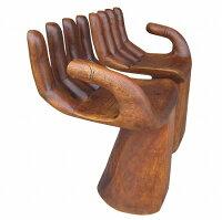 手の形をしたイスハンドチェアLサイズ