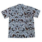 バティックシャツ半袖シャツコットン150106【メール便OK】
