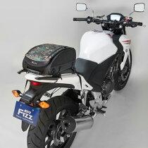 容量14LTANAX/タナックスMOTOFIZZ/モトフィズバイクツーリングバッグバッグシートバッグカモフラ柄迷彩柄MFK-063C【オートキャンプツーリングバッグカバン鞄オートバイツーリングバックシートバック】-rv-motofizz