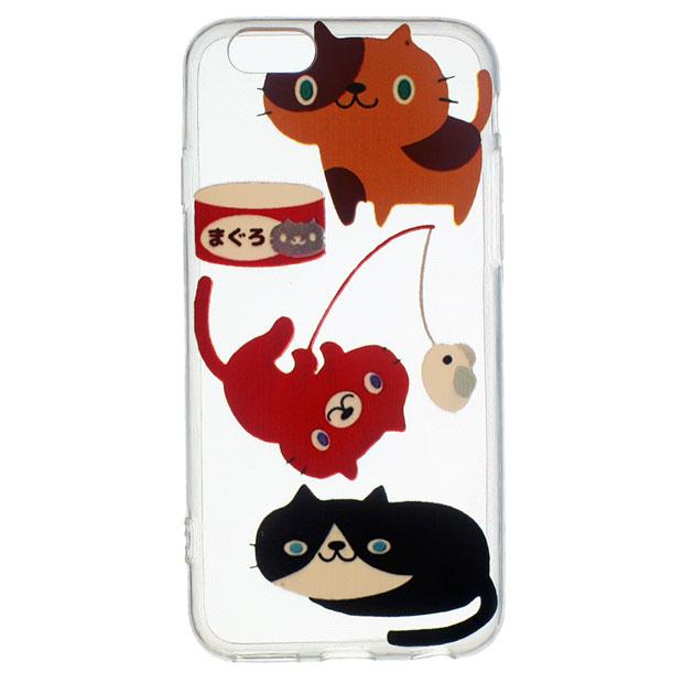 スマートフォン・携帯電話用アクセサリー, ケース・カバー iPhone6s iPhone6 TPU 10P18Jun16