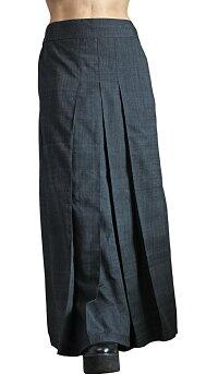 ジョムトン手織り綿袴スカート