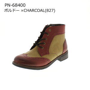 PN-68400_BORDU×チャコール(827)