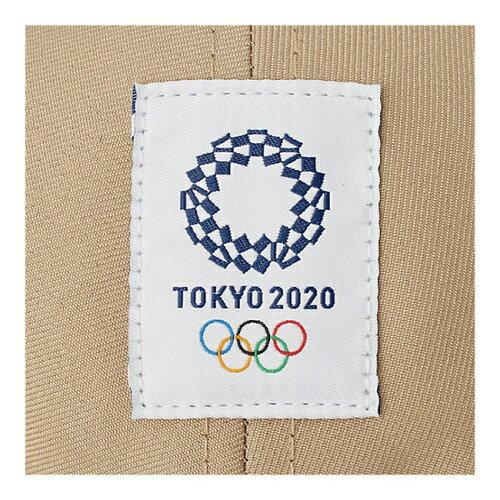 キャップ(東京2020オリンピックマスコット)ベージュ