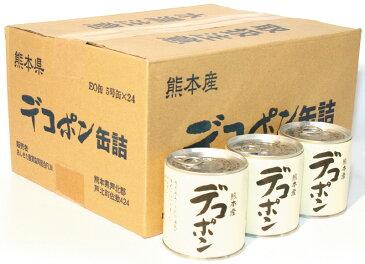 デコポン缶詰 295g×24缶