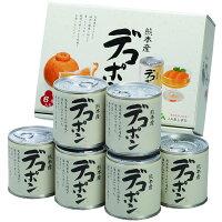 デコポン缶詰295g×6缶