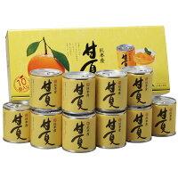 甘夏缶詰295g×10缶