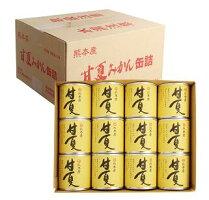 甘夏缶詰295g×24缶