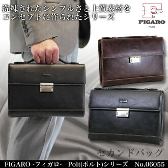 Clutch / FIGARO / Pouch