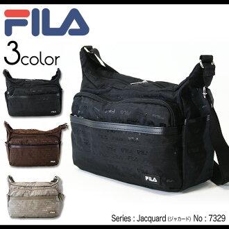 商務包流行品牌 FILA 7329 (FIRA)、 提花光提花船形單肩包休閒包的旅行輕質尼龍回禮品男子和婦女和男士大男裝女裝袋包袋 askas va-