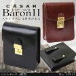 ベルトポーチ メンズ CASAR シーザー Baron2 バロン2 本革 牛革 小物 タテ型 日本製 ベルトポーチ ブランド ランキング プレゼント ギフト