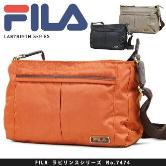 挎包女 FILA (FIRA) 迷宮 (迷宮) 挎包女挎包挎包挎包