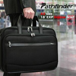 【ポイント10倍中】 ビジネスバッグ メンズ ブリーフケース Pathfinder パスファインダー Revolution XT レボリューションXT ナイロン 2WAY A3 ショルダーバッグ ショルダー付 メンズバッグ 大容量 j6qxA01 通勤バッグ pf6805b 送料無料 business bag nylon men's