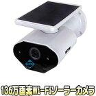 WTW-IPWS1103N(亀ソーラー)【Wi-Fi機能搭載136万画素屋外防雨型ソーラーバッテリー駆動ネットワークカメラ】
