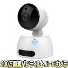 ASIP-1080PT【Wi-Fi機能搭載200万画素パンティルト対応ネットワークカメラ】