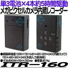 ITR-160【メガピクセルカメラ内蔵カメラレコーダー】