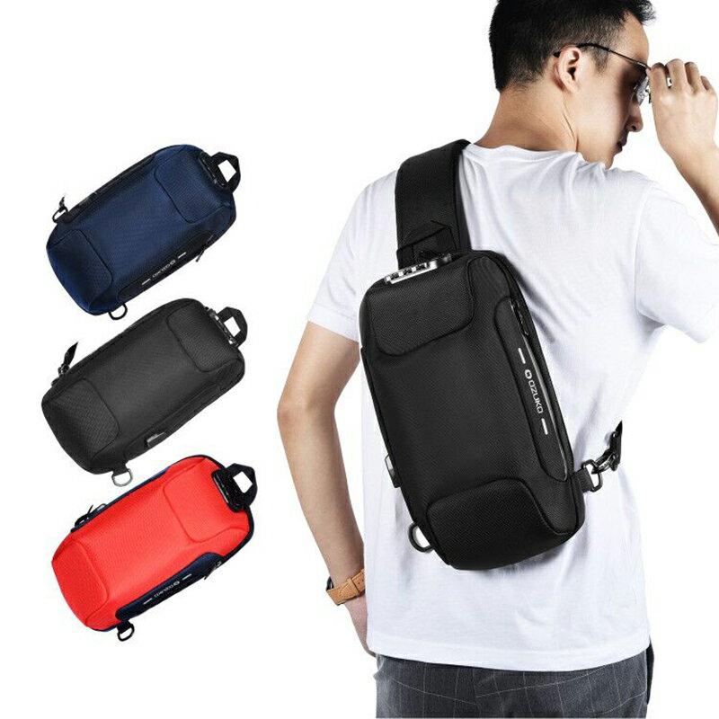 男女兼用バッグ, ボディバッグ・ウエストポーチ USB USB