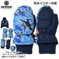 保育園・幼稚園児の男の子の雪遊びに!防水で着脱しやすい手袋のおすすめは?