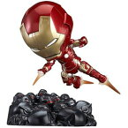 [ねんどろいど] アベンジャーズ アイアンマン マーク43ヒーローズ・エディション +ウルトロン・セントリーセット グッドスマイルカンパニー