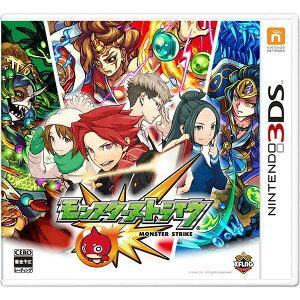 [12月17日発売予定] [3DS] 【予約特典付】モンスターストライク