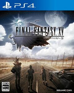 [11月29日発売予定] [PS4] ファイナルファンタジーXV 通常版