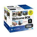 [PS Vita] PlayStationVita Wi-Fiモデル Welcome BOX [PCHJ-10016] ソニー・コンピュータエンタテインメント