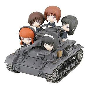 [完成品フィギュア] ガールズ&パンツァー 号戦車D型改(F2型仕様)エンディングVer. ぺあどっと