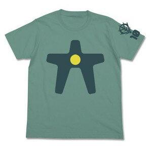 [COSPA] ガンダム / 機動戦士ガンダム ゾックモノアイ蓄光Tシャツ SAGE BLUE L コスパ