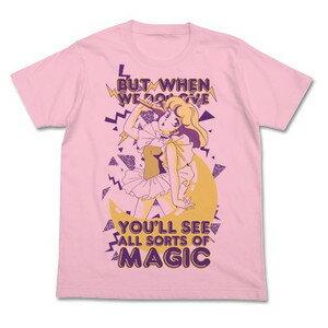 [COSPA] 魔法ノ天使クリィミーマミ 2011 4581-C42 クリィミーマミ Tシャツ/PINK-M コスパ