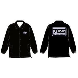 [COSPA] アイドルマスター THE IDOLM@STER 765プロウインドブレーカー BLACK M コスパ