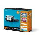[WiiU] Wii U すぐに遊べるファミリープレミアムセット クロ(黒) PREMIUM SET kuro [WUP-S-KAFS] 任天堂