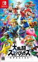 [12月7日発売予定][Nintendo Switch]大乱闘スマッシュブラザー