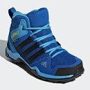 送料無料(※沖縄除く)[adidas]アディダスジュニアウィンターシューズTERREXAX2RMID(BC0673)ブルービューティーF10/コアブラック/ショックイエローF18