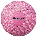 ミカサ ハローキティ レジャーボール3号球 F353Y-HK RP ピンク