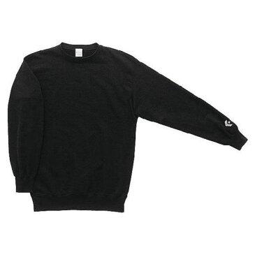 コンバース プレーヤーズスウェットシャツ CB141201E 1900 ブラック