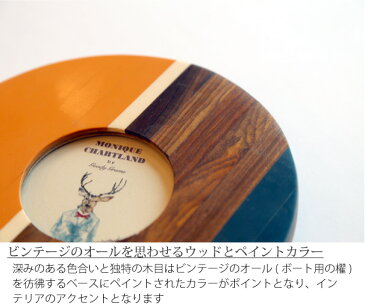 【ポイント最大33倍!16日1:59まで】フォトフレーム 写真立て PHOTO FRAME OAR I 写真 壁掛け シンプル アンティーク インダストリアル カリフォルニア フレーム 写真たて ウッド 木製 オレンジ ネイビー ネイティブ ブラウン ミニ 小さい 丸 円 ラウンド