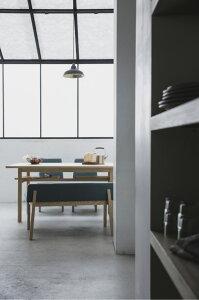 ベンチ【送料無料】SIEVEシーヴhangdiningbenchハングダイニングベンチ北欧家具かわいい緑青ベージュグリーンブルー木製木ウッドブラウンナチュラル背もたれおしゃれ硬めクッション布家具インテリア10P09Jul16
