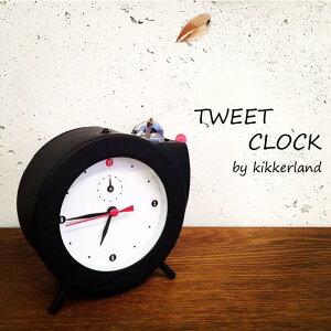 Tweet Clock ツイート クロック 時計 置き KIKKERLAND キッカーランド …