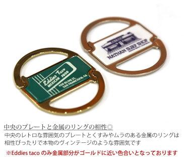 \キャッシュレス5%還元/ Candy design & works キャンディデザインワークス Clip Key Ring ゴールド シャックル キーリング おしゃれ キーホルダー キーチェーン アンティーク