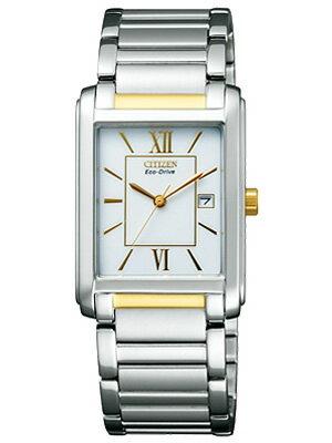 シチズン フォルマ CITIZEN FORMA エコ・ドライブ 腕時計 ペアウォッチ メンズ FRA59-2432